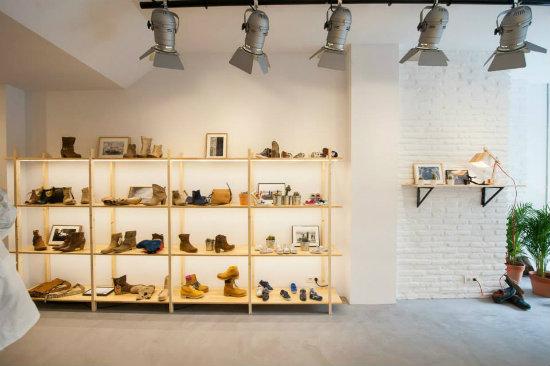 2e48bde436659 Zap-in!  zapatos para todos los gustos en su nueva tienda de Bilbao ...