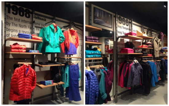 the north face bilbao tienda