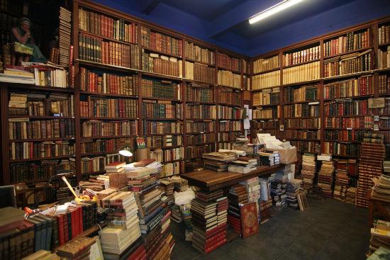 4 librer as y 3 mercados donde encontrar libros de - Ropa vintage sevilla ...