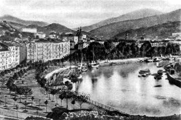 7 curiosidades de las 7 calles de bilbao - Bilbao fotos antiguas ...