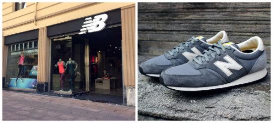 new balance tienda bilbao