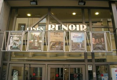 Los cines renoir de madrid for Plaza los cubos madrid