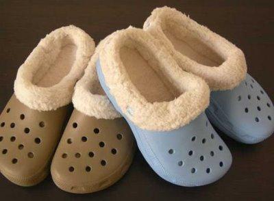 nueva productos e2495 f75e1 zapatillas tipo crocs invierno