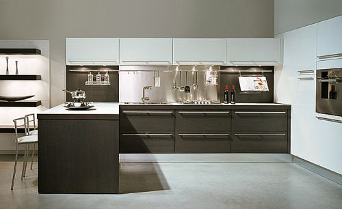 Snaidero cocinas italianas para toda la vida - Ferreteria ortiz interiorismo madrid ...