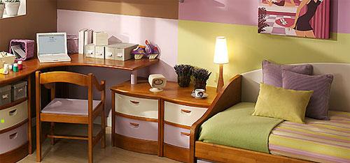 Garabatos mobiliario infantil y juvenil for Habitaciones infantiles garabatos