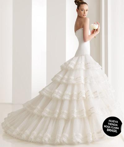 mi boda. rosa clarÁ, vestidos de novia y fiesta iii | dolcecity