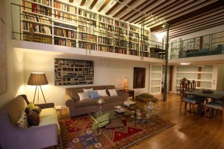 Estancias con arte apartamentos temporales en madrid con - Pisos con encanto madrid ...