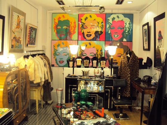 Mejores Tiendas Muebles Madrid : Art deco gallery los mejores objetos de madrid