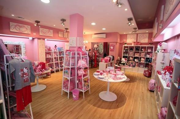 Los 5 mejores regalos de hello kitty en cuore rosa - Mejores tiendas decoracion madrid ...