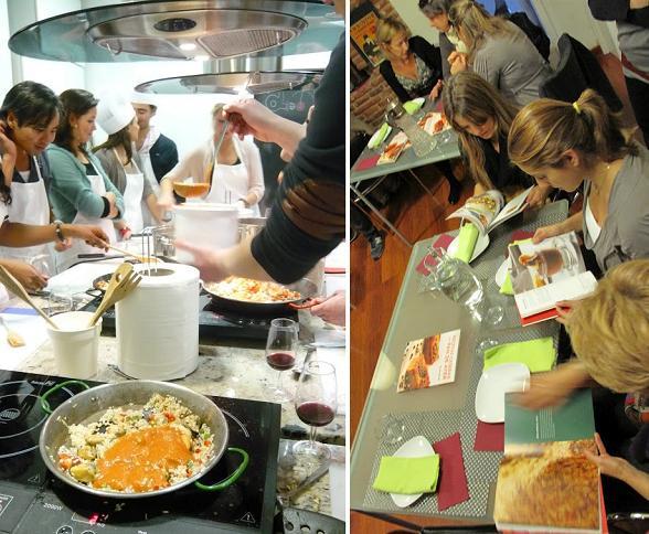 A punto los mejores libros y cursos de cocina de madrid - Los mejores cursos de cocina en madrid ...