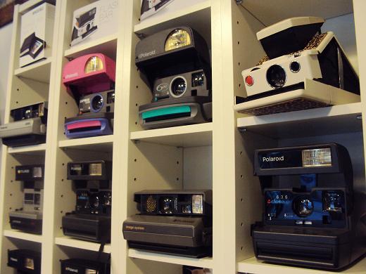 1c08f1dbeb Alan Photostudio en Madrid: Cámaras Polaroid y álbumes Instagram ...