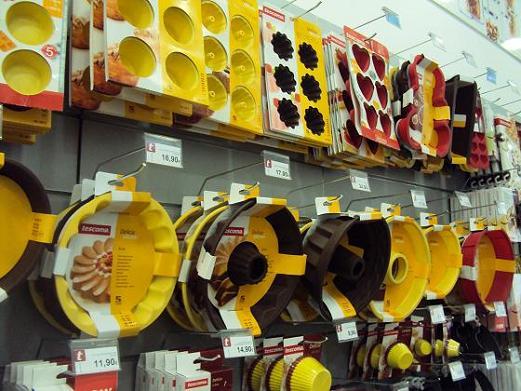 Tescoma utensilios de cocina y menaje del hogar en madrid - Utensilios de silicona para cocina ...