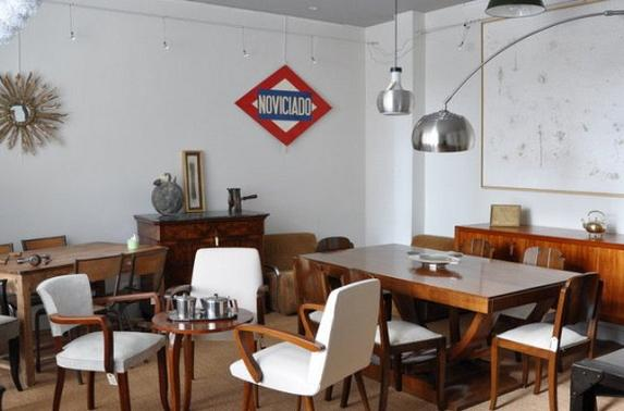 va de retro los mejores muebles vintage de madrid - Muebles Nordicos Baratos