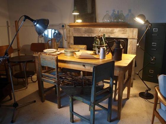 Recogida Muebles Reto : Va de retro los mejores muebles vintage madrid