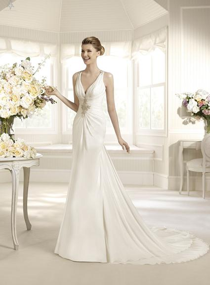vestidos de novia tiendas madrid