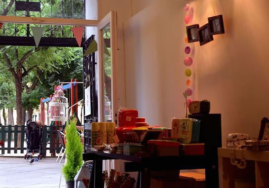 Nuevo pictures of lili en madrid preciosa tienda de decoraci n y regalos - Mejores tiendas decoracion madrid ...