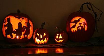5 planes para un halloween de miedo en madrid - Calabazas de halloween de miedo ...