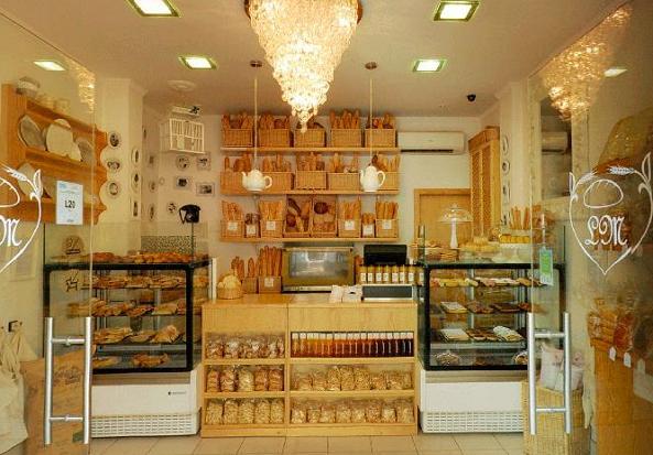 Levadura madre tartaleta de lacasitos y mucho m s en una de las mejores panader as de madrid - Mejores tiendas decoracion madrid ...