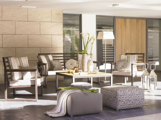 Ka internacional colecci n outdoor tendencias para la - Sofas ka internacional ...