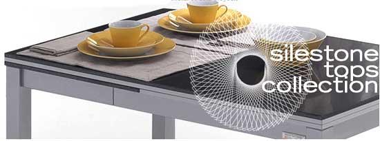 SILESTONE TOPS COLLECTION, la revolución de las mesas de cocina ...