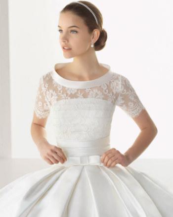 bfcb92645 ROSA CLARÁ  avance de vestidos de novia y fiesta para bodas 2013 ...