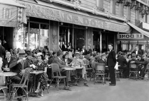 Cafe Tranquille Paris