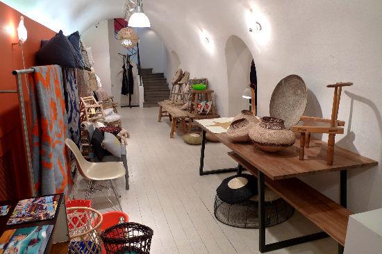 Bensimon collection home autour du monde en le marais de - Muebles le monde ...