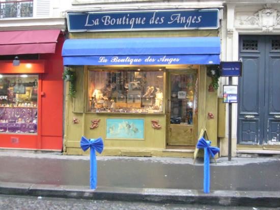 La boutique des anges una tienda dedicada a los ngeles for Decoracion los angeles