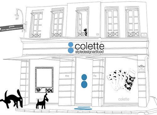 S o s noel 20 direcciones de tiendas de regalos en par s - Colette paris magasin ...