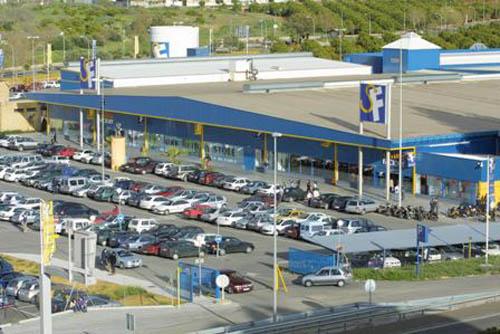 Aparcamiento Sevilla Factory