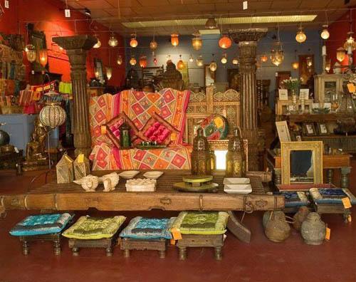 Nakhara decora tu hogar con muebles artesanales de la india - Muebles de la india ...