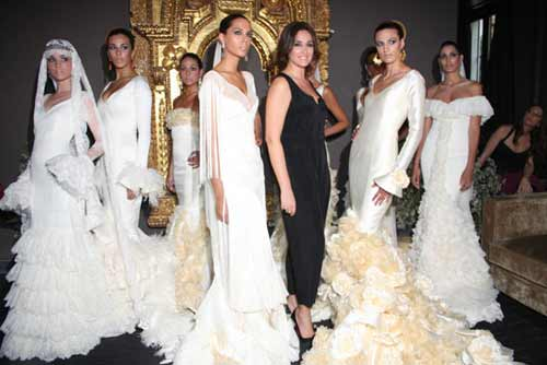 Vestidos de novia de vicky berrocal