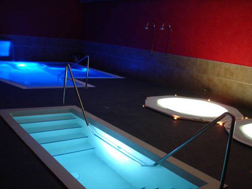 Sevilla spa el moderno spa del hotel meli - Mejor spa sevilla ...