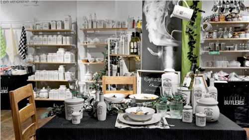 Butlers, la tienda alemana de decoración llega a Sevilla | DolceCity.com