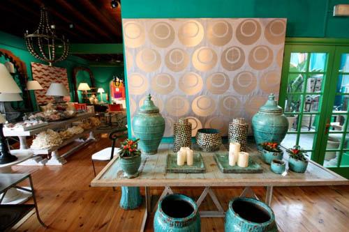 Meridiana la tienda de la interiorista roc o moreno en sevilla - Muebles de la india ...