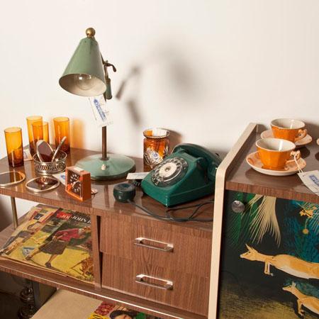 Retrogrado muebles y objetos vintage en sevilla - Objetos vintage ...