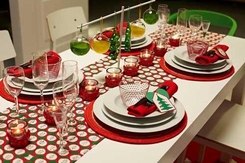 Ideas para decorar una mesa navide a en sevilla - Mesa para navidad decoracion ...