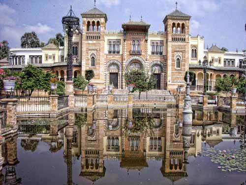 Arte Y Cultura Sevilla Motivos: 5 Escenarios De Sevilla Que Podríamos Ver En La Próxima
