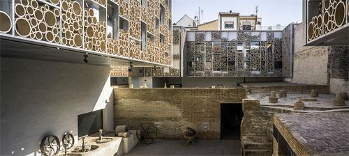 Sevilla ya tiene un museo de la cer mica en triana for La fabrica del mueble sevilla