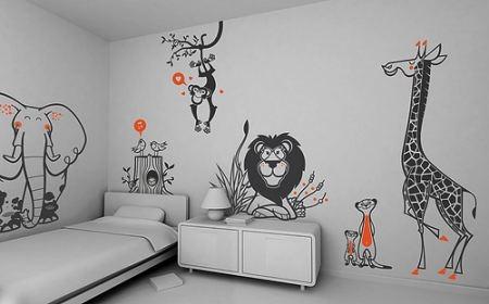 Vinilarte valencia vinilos para decorar las paredes de tu for Vinilos pared valencia