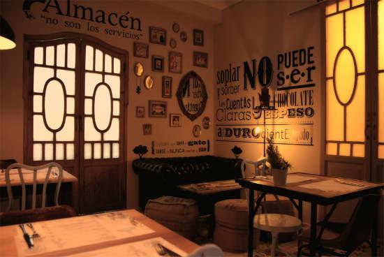 Pica p bar valencia tapas mediterr neas al estilo vintage - Cuadros para bares ...