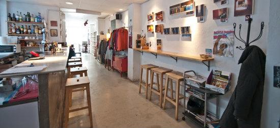 Los 5 restaurantes m s hipster de valencia - Mobiliario vintage segunda mano ...