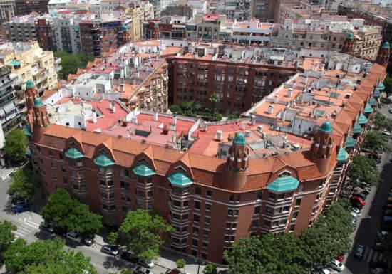 Mis 5 edificios favoritos de valencia y su historia for Decoracion casa judia