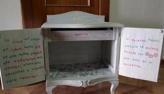 Las tres sillas da una nueva vida a tus muebles antiguos - Muebles antiguos valencia ...
