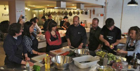 5 sitios donde recibir cursos de cocina en valencia - Curso cocina valencia ...
