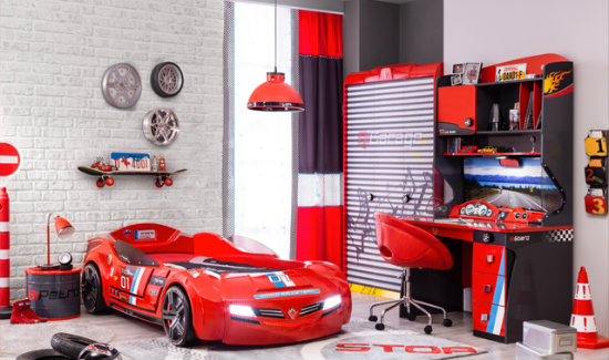 Cilek dormitorios a medida y personalizados para tus hijos - Dormitorios infantiles valencia ...